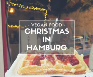 Vegan food christmas hamburg germany