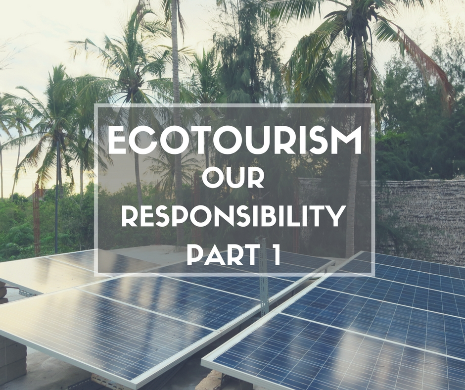 ecotourism what to do