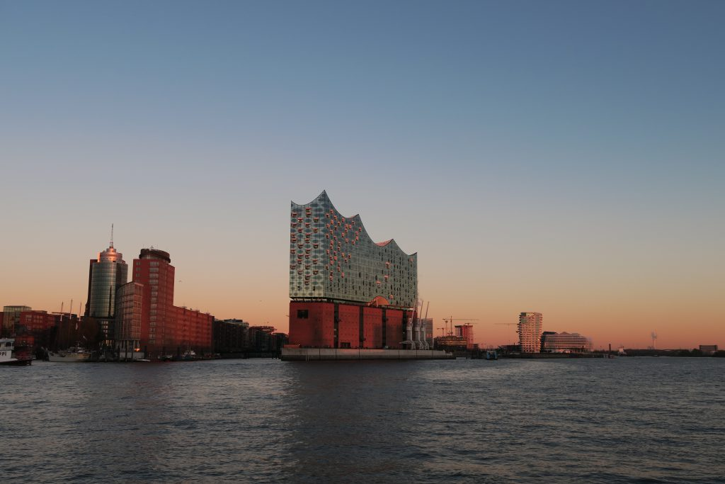 The Elbphilharmonie Concert Hall Hamburg