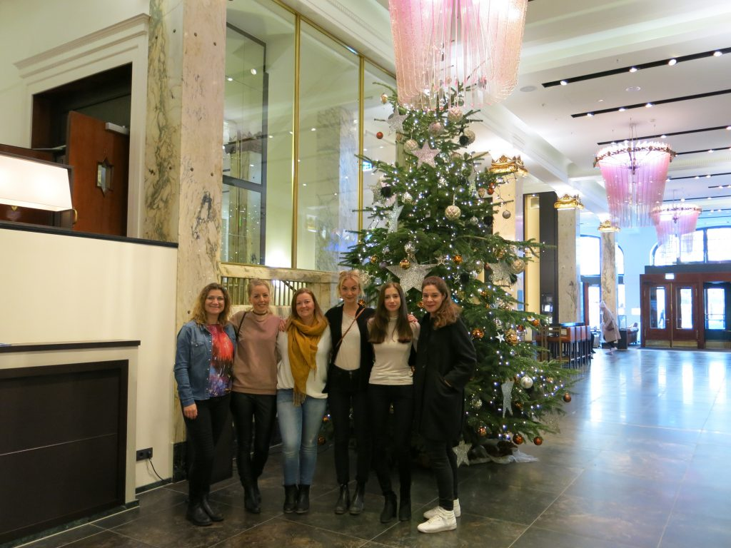 travel bloggers Christmas Market Hamburg