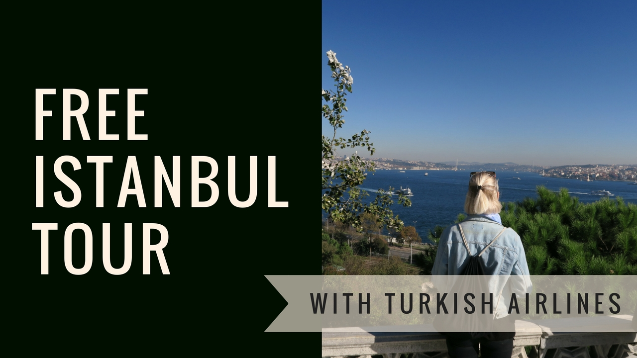 free istanbul tour turkish airlines youtube video