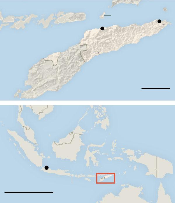 timor leste east timor östtimor