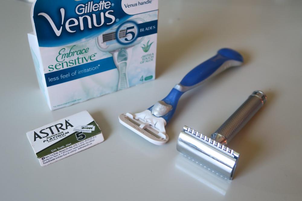 plastic free shaving razor