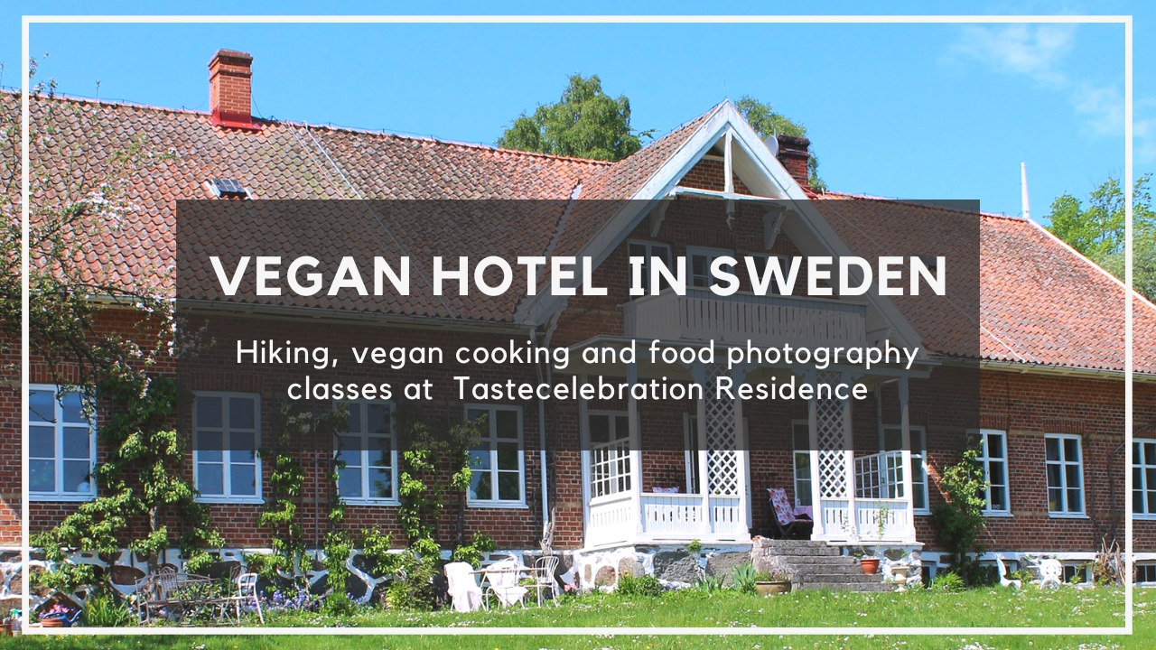 vegan hotel - Hiking, vegan cooking and food photography classes at Tastecelebration Residence