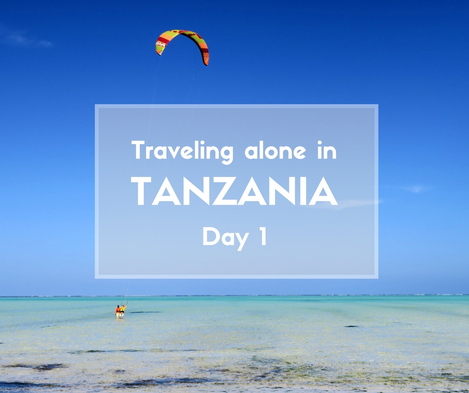 travel alone in tanzania