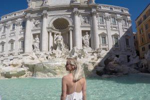 fontana di trevi rome