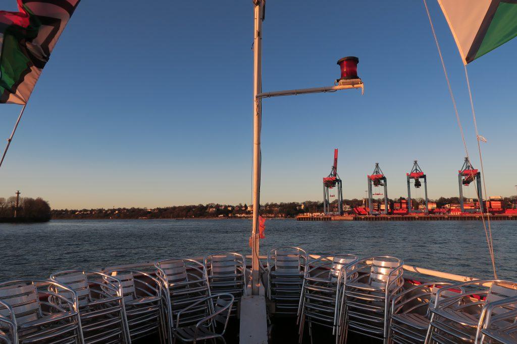 boat tour hamburg harbour