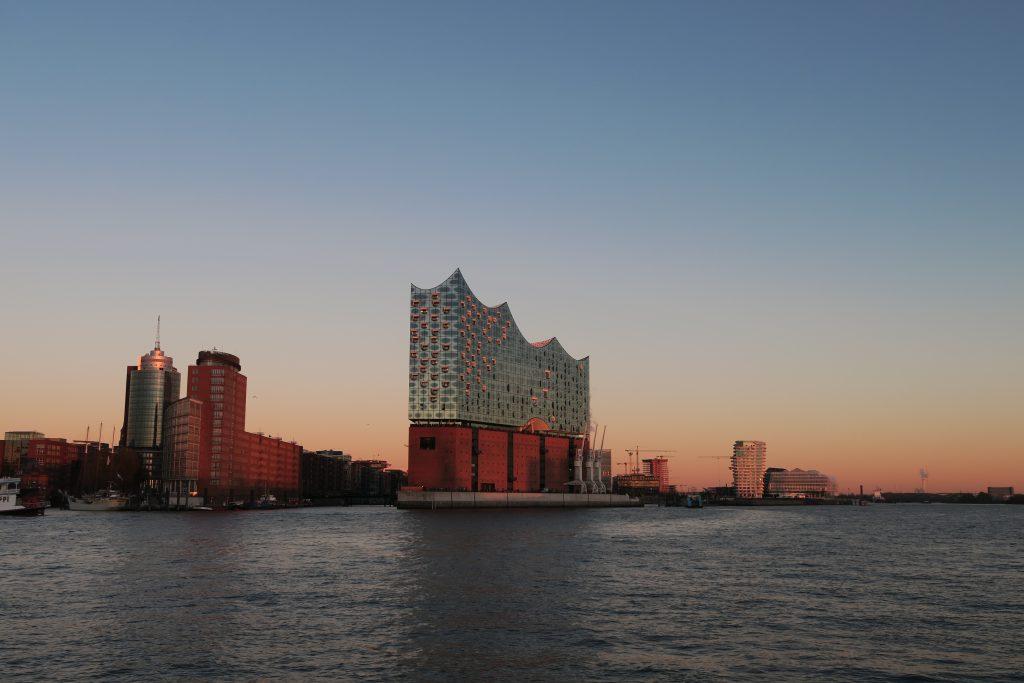The Elbphilharmonie Concert Hall Hamburg