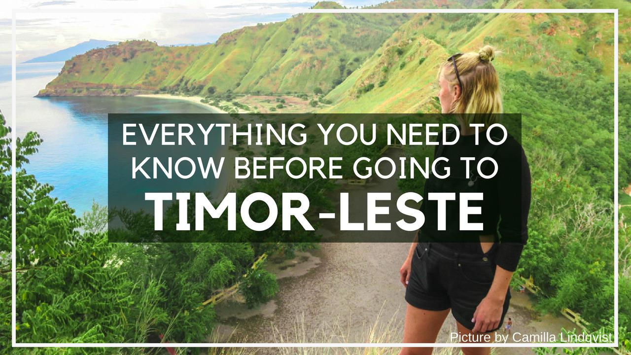 east timor leste östtimor dili