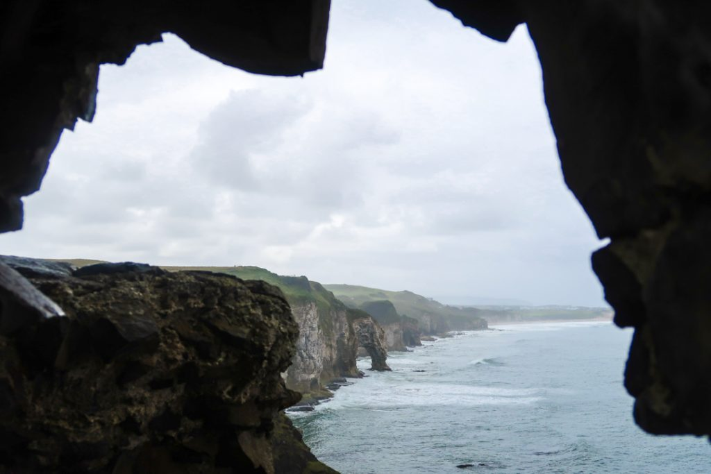 elephant rock northern ireland hike